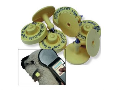 eTag™ Transponder Ear Tag